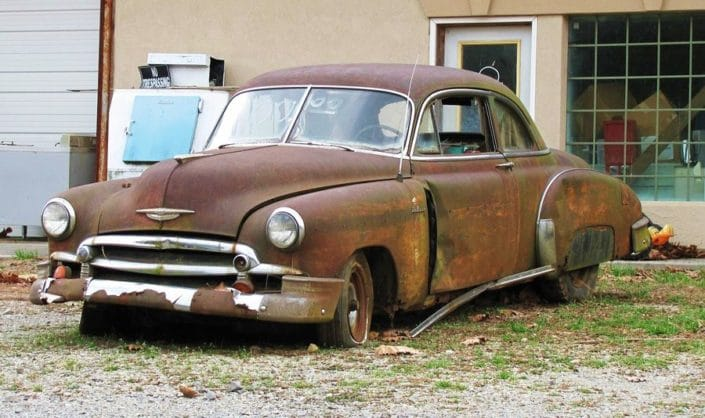 Recovering A Title For An Old Car Or Truck